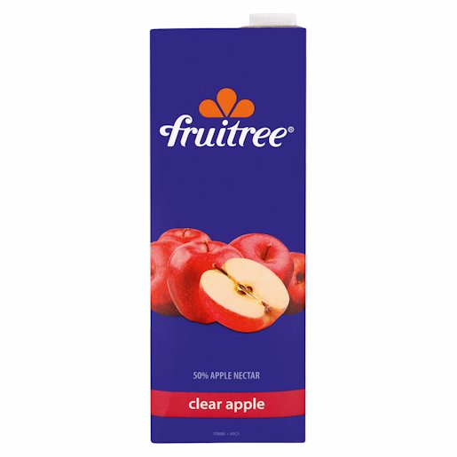 FRUITREE CLEAR APPLE 1.5L