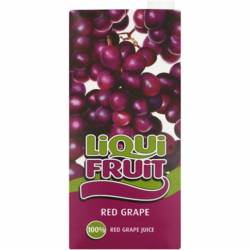 LIQUIFRUIT RED GRAPE 2LTR