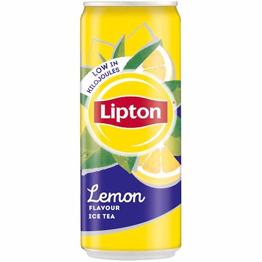 LIPTON ICE TEA LEMON 330ML