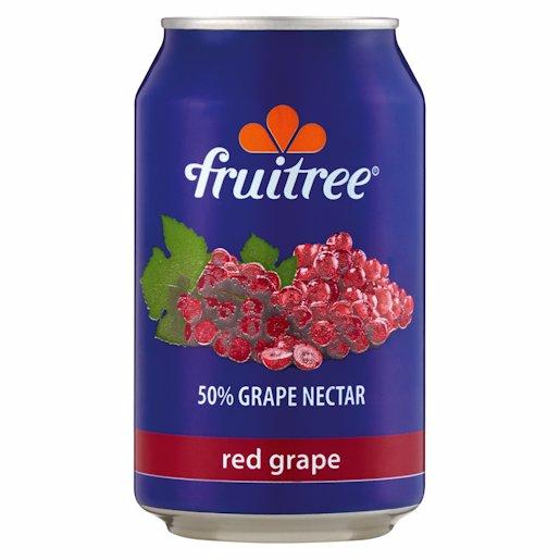 F/TREE JUICE RED GRAPE 330ML