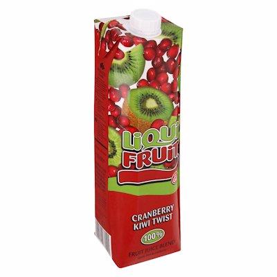 LIQUI FRUIT CRANB KIW TWS 1LT