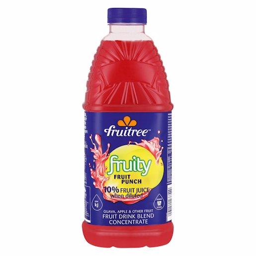 F/TREE FRUITY FRT PUNCH 1.25L