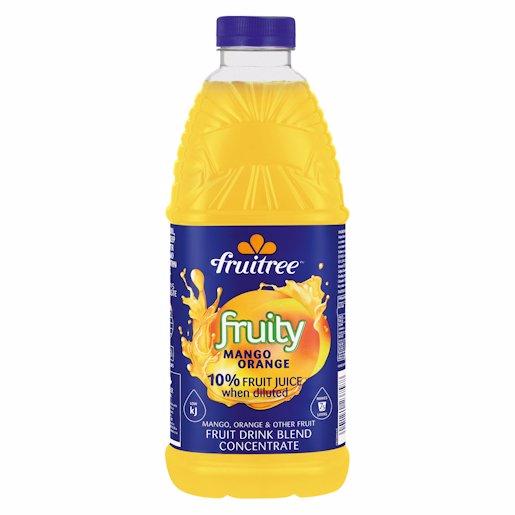 F/TREE FRUITY ORANGE 1.25L