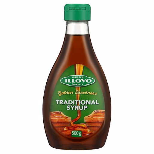 ILLOVO SYRUP TRADITIONAL SQZE 500G