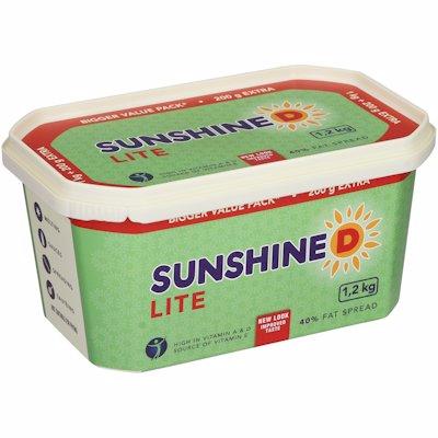 SUNSHINE D SPREAD LITE TUB 1.2KG