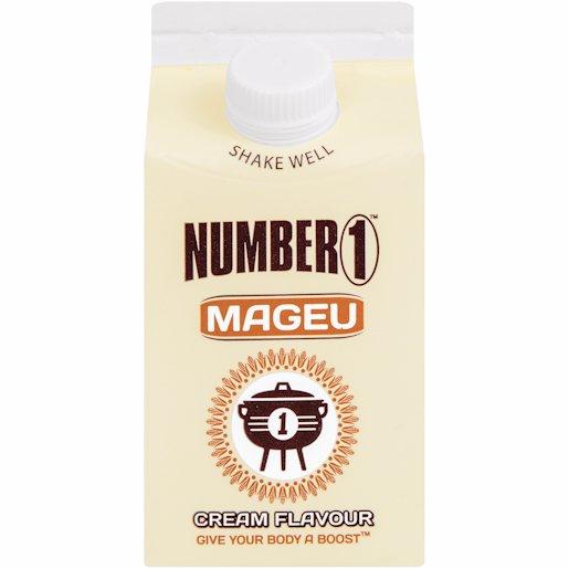 CLV MAGEU NO.1 CREAM-CRT 500ML