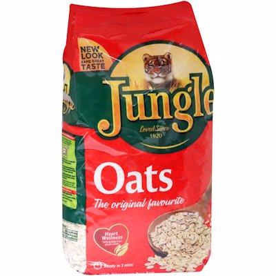 JUNGLE OATS BOX 1KG