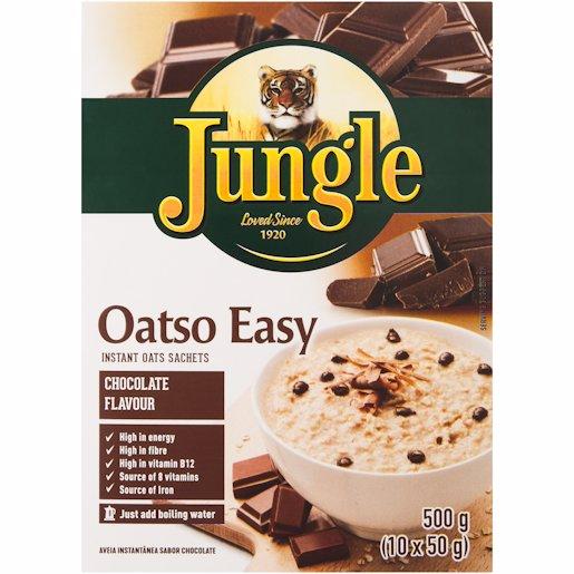 JUNGLE OATSO EASY CHOCOLATE 500GR