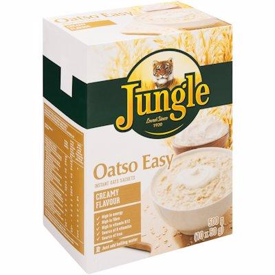 JUNGLE OATSO EASY CREAMY FLAVOUR 500G