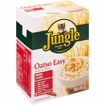JUNGLE OATSO EASY ORIGINAL FLAVOUR 500G
