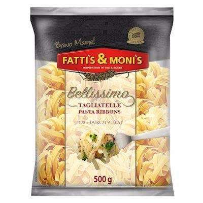FATTIS & MONIS TAGLIATELLE PASTA RIBBONS 500G