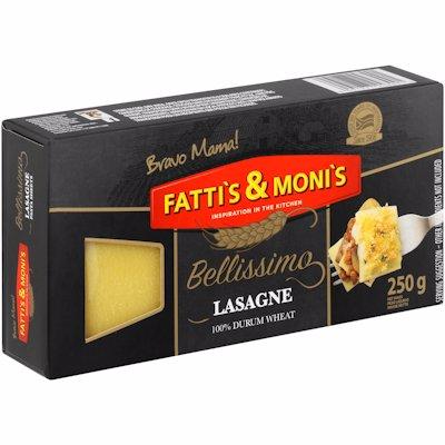 FATTIS & MONIS BELLISSIMO LASAGNE 250G