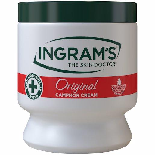 INGRAMS CAMPHOR CREAM REG KVI 500GR