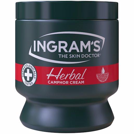 INGRAMS CAMPH HERBAL 500GR
