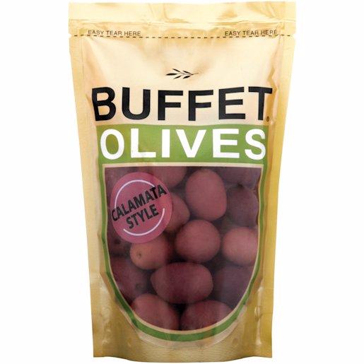 BUFFET OLIVES CALAMATA BLACK 200G