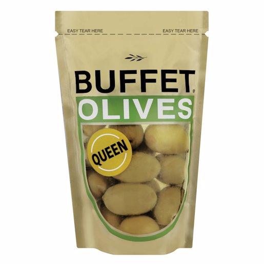 BUFFET OLIVES GREEN QUEEN 200G