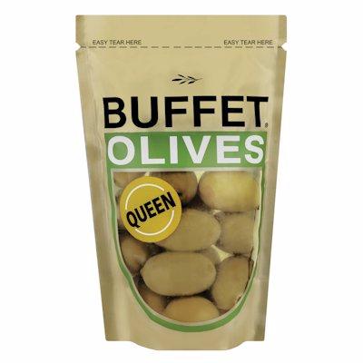 BUFFET OLIVES QUEEN 200G