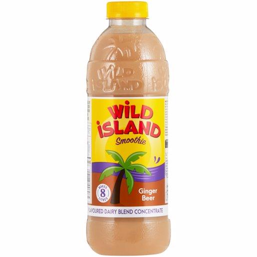 WILD ISLAND GINGER BEER 1LT