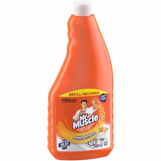 MR MUSCLE CLN KIT ORN REF 500ML