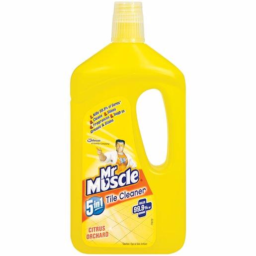 MR MUSCLE TILE/CL CTR/ORC 750ML