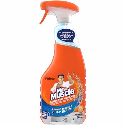 MR MUSCLE BTHR ORANGE TRIGG 500ML