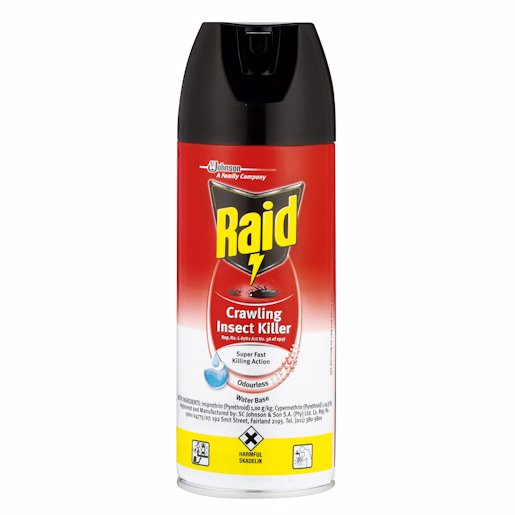 RAID SUPER FAST ODOURLESS 300ML