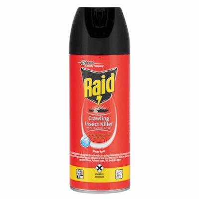 RAID CRAWLING INSECT KILLER 300ML