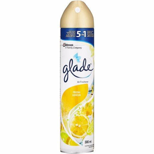 GLADE A/FRESH FRESH LEMON 300ML