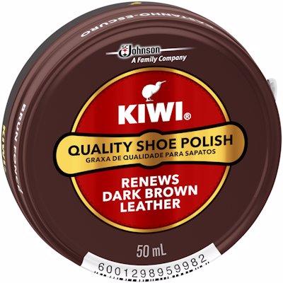 KIWI PASTE DARK BROWN 50ML