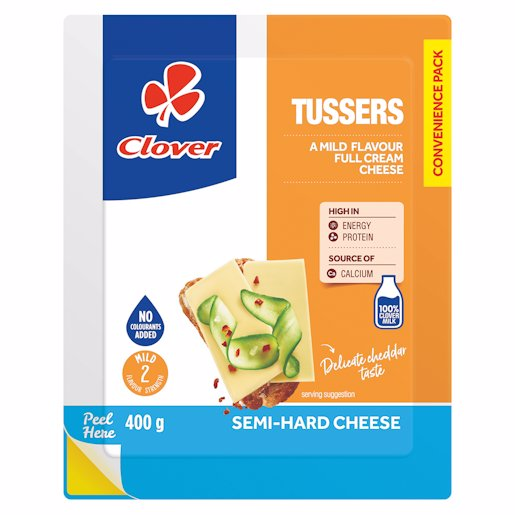CLOVER TUSSERS 400GR