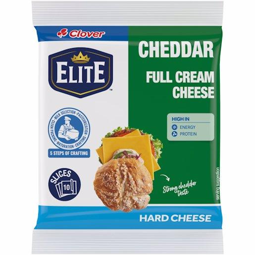 CLOVER CHEDDAR SLICE 150GR