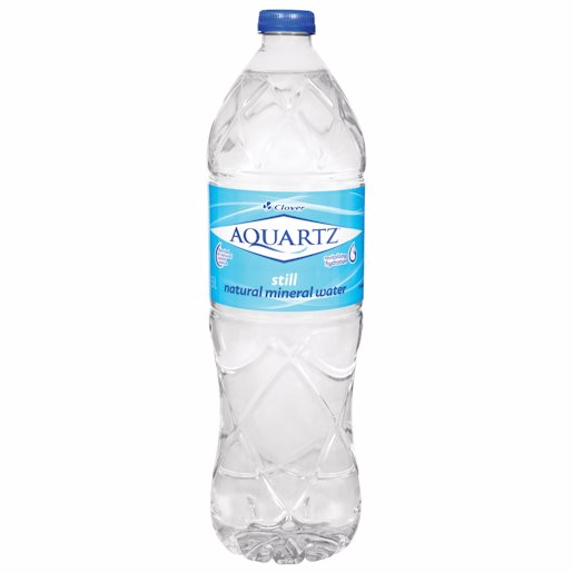 AQUARTZ MINERAL WATER STILL 1.5L