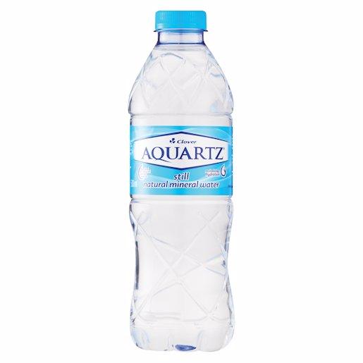AQUARTZ MINERAL WATER STILL 500ML