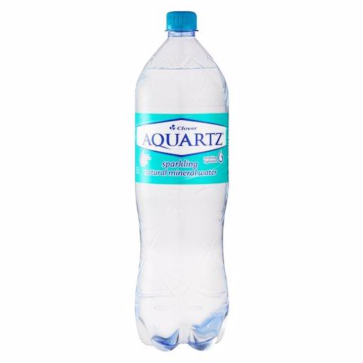 AQUARTZ MINERAL WATER SPARK 1.5L