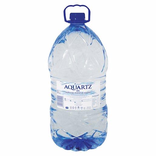 AQUARTZ MINERAL WATER STILL 5LT