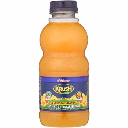 C/KRUSH 6 FRUIT/6 VITAMIN 500ML