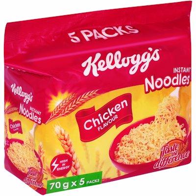 KELLOGGS NOODLES CHICKEN 5'S