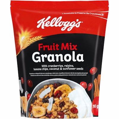 KELLOGGS GRANOLA FRUIT MIX 700G