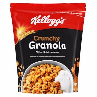 KELLOGGS GRANOLA CRUNCHY CINNAMON 700GR