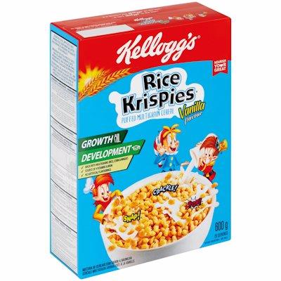 KELLOGGS RICE KRISPIES VA 600GR
