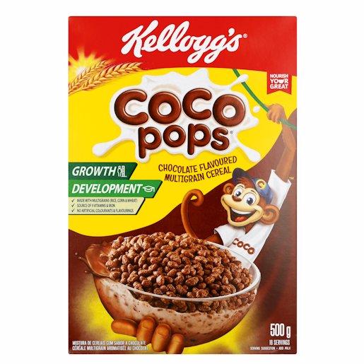KELLOGGS C/POPS ORIGINAL 500GR