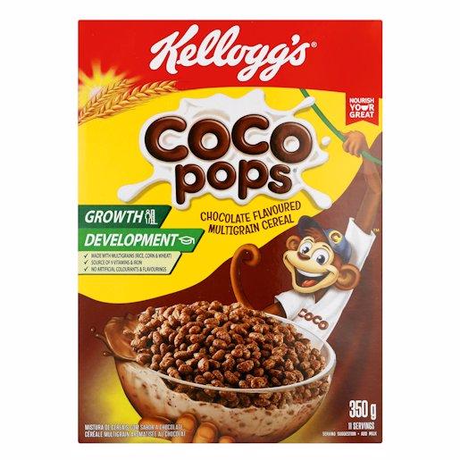 KELLOGGS C/POPS ORIGINAL 350GR