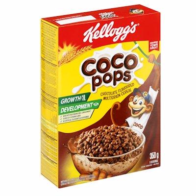 KELLOGGS COCO POPS ORIGINAL 350G