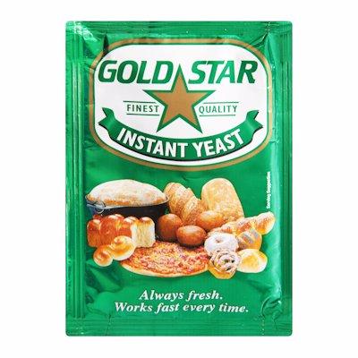 GOLD STAR YEAST DRY INSTA 10GR
