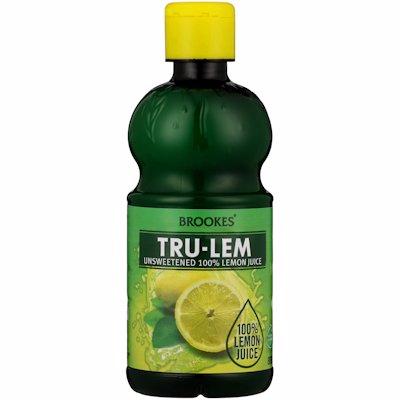 TRULEM LEMON JUICE 250ML