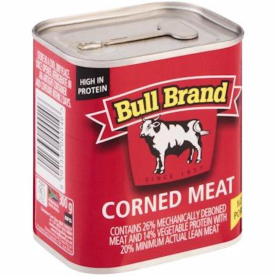 B/BRAND CORNED MEAT IN CEREAL 300GR