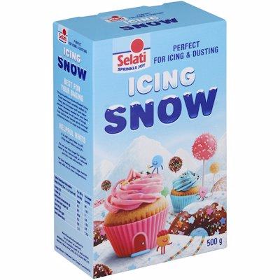 SELATI ICING SNOW SUGAR 500GR