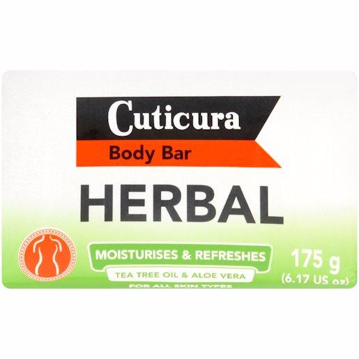 CUTICURA SOAP TEA TREE 175GR
