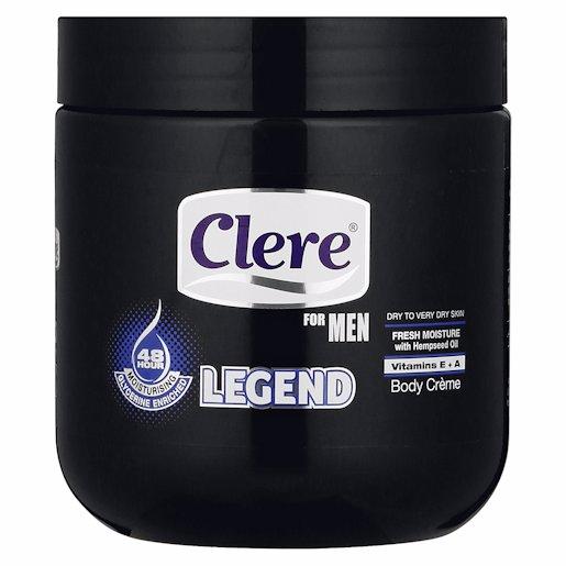 CLERE CREAM MEN LEGEND 450ML