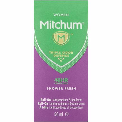 MITCHUM R/ON WOM SHOWER F 50ML